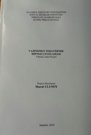 vajinismusta-hipnoz-klinik-psikoloji-yüksek-lisans-projesi-tezi